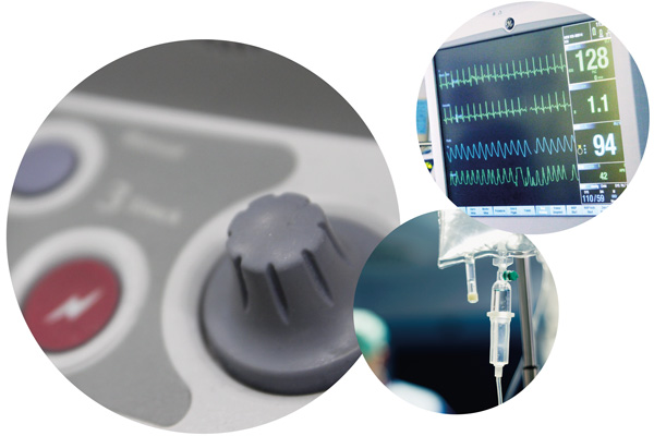 Intensive care machines