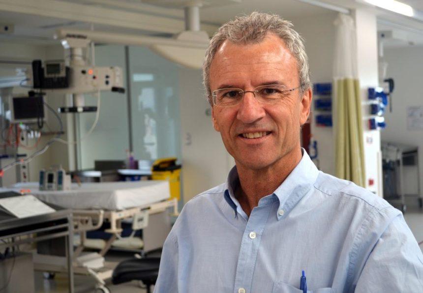 Congratulations to Prof. Jamie Cooper AO